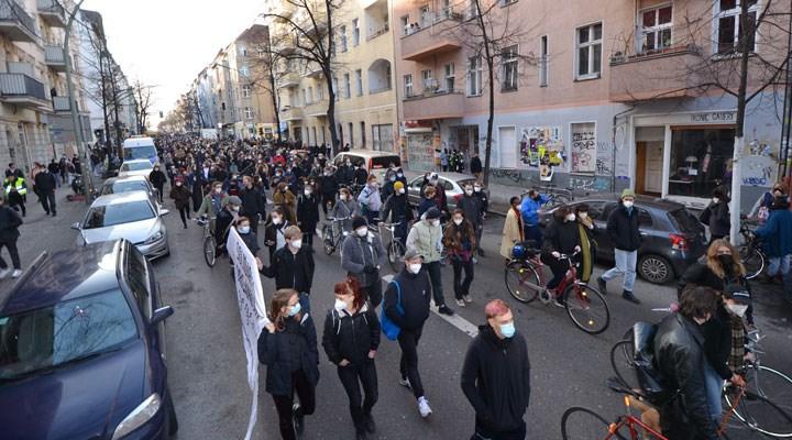 Berlin'den ırkçılığa büyük tepki