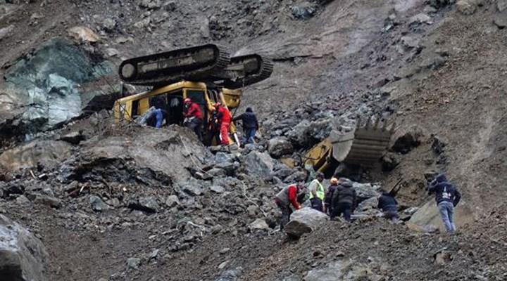 Uyarıları dikkate almadılar 1 işçi öldü