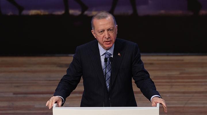 Erdoğan'dan 'beyin göçü' eleştirisi