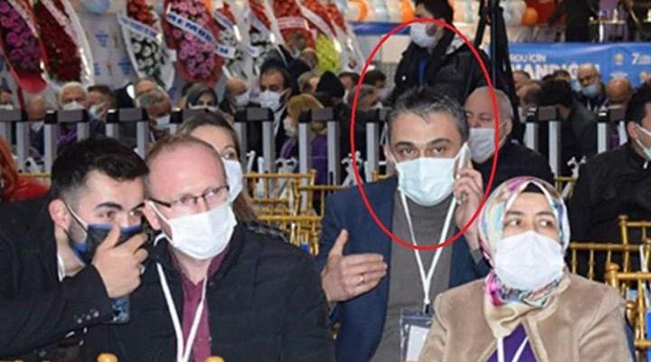 'Laz inadı virüs yayıyor' diyen profesör AKP kongresinden çıktı