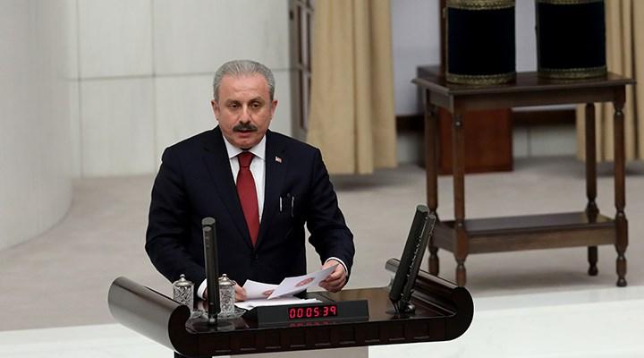 Şentop: Cezaevlerinde bazı terör örgütü mensuplarına pullar gönderiliyor