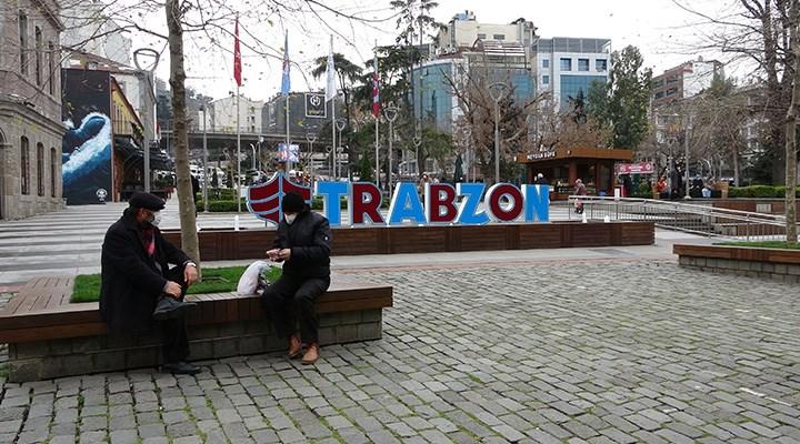 Trabzon'da 68 yerleşim yeri karantinada