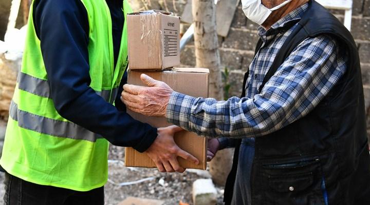 Yurttaşların gıda paketi talebinde artış: İzmir Büyükşehir Belediyesi'ne 50 günde 90 bin başvuru