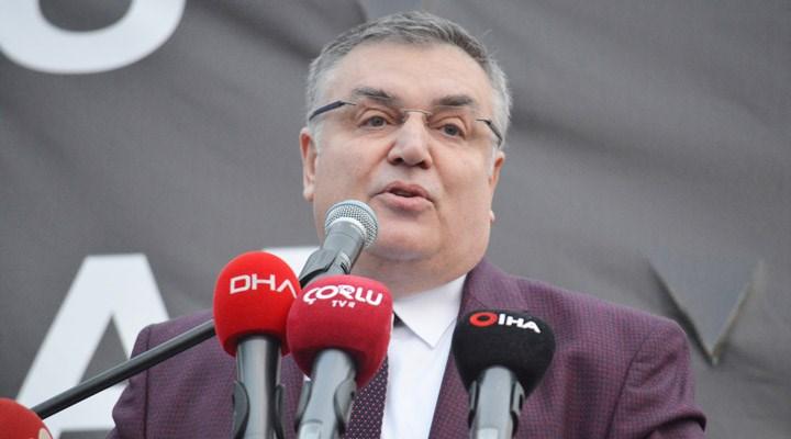 Kırklareli Belediye Başkanı Kesimoğlu, CHP'ye geri döndü