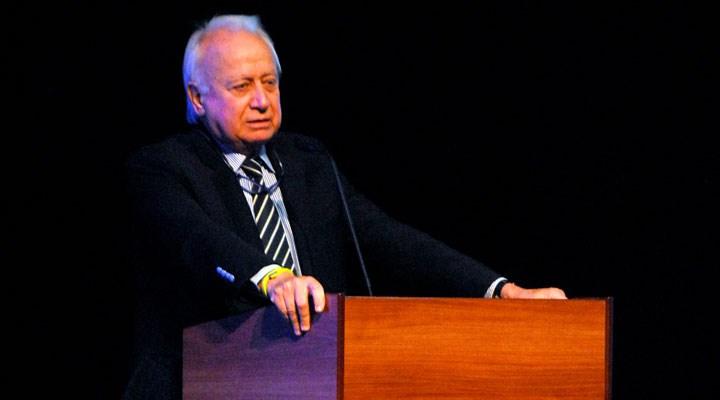 Soylu'nun hedef aldığı Prof. Ergüder'e 1460 kişiden destek açıklaması