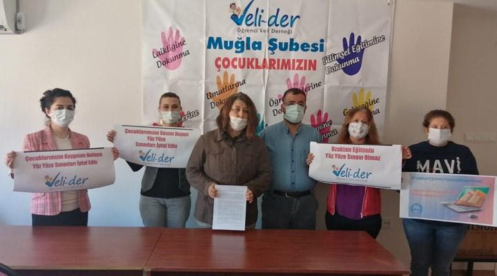 Veli-der'den MEB'e 'sınavları iptal edin' çağrısı
