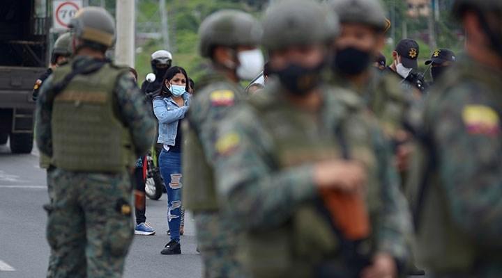 Ekvador'da cezaevleri isyanı sonrası ölü sayısı 75'e yükseldi