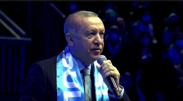 Erdoğan: İnsan Hakları Eylem Planını paylaşacağız