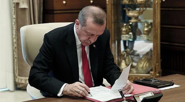 Erdoğan'ın imzasıyla Resmi Gazete'de yayınlandı: 4 ülkeye yeni büyükelçi