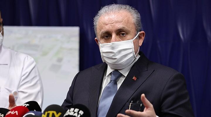 Şentop: Aralarında HDP'li milletvekillerinin de olduğu 33 fezleke Meclis'e ulaştı