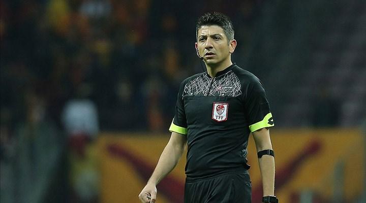 Trabzonspor-Fenerbahçe maçını Yaşar Kemal Uğurlu yönetecek