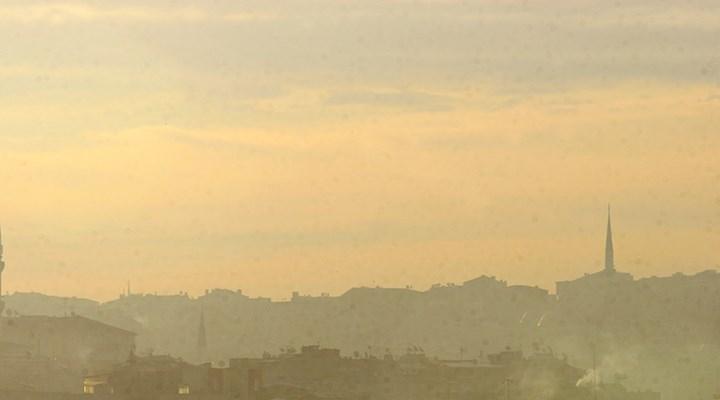 Türkiye'ye çöl tozları geliyor
