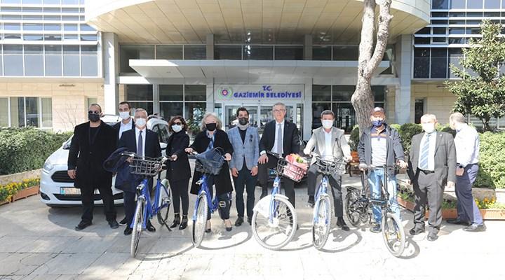 BİSİM ağları Gaziemir'e ulaştı