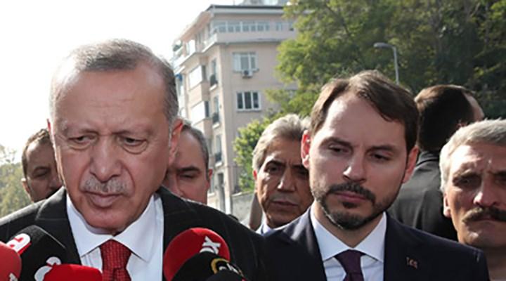 Erdoğan, Berat Albayrak'ı savununca TL'nin yükselişi durdu'