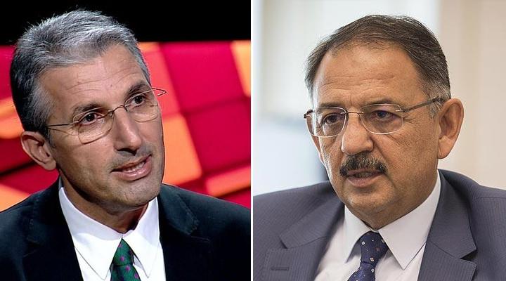 HDP'lilerden Nedim Şener ve Mehmet Özhaseki hakkında suç duyurusu