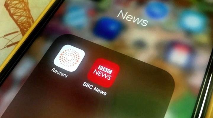 İngiltere'nin Rusya'ya karşı BBC ve Reuters'e kaynak aktardığı ortaya çıktı