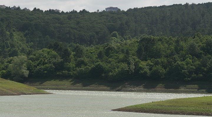 İstanbul'da baraj doluluk oranlarında son durum: Yüzde 54,07