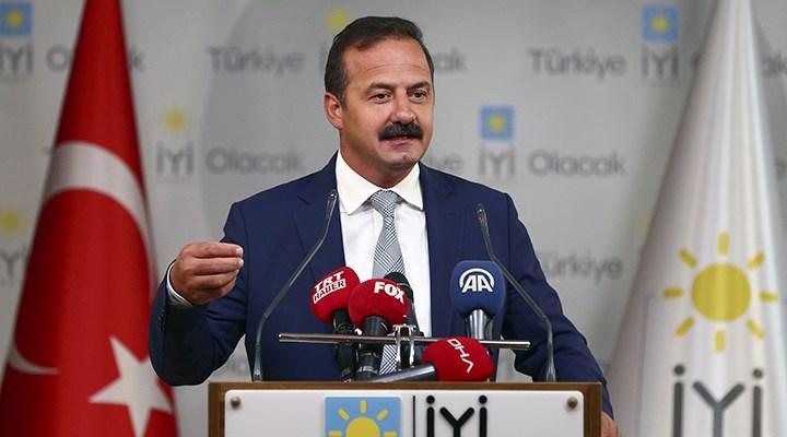 İYİ Partili Ağıralioğlu: HDP'yi problemli görüyoruz, fezlekelere 'evet' diyeceğiz