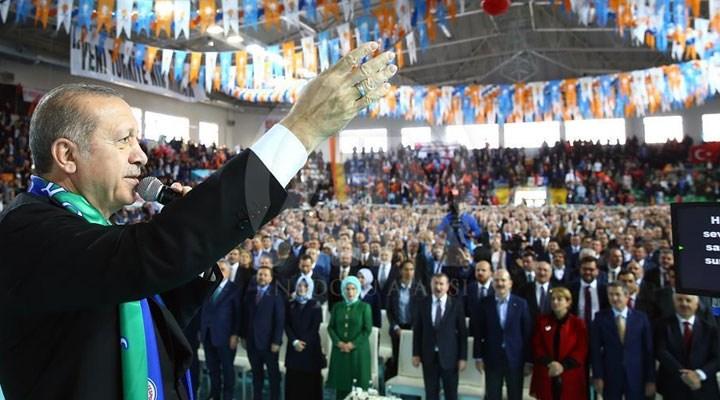 Rize Valisi 'tıklım tıklım' AKP kongresini unuttu, vaka artışından yurttaşı sorumlu tuttu
