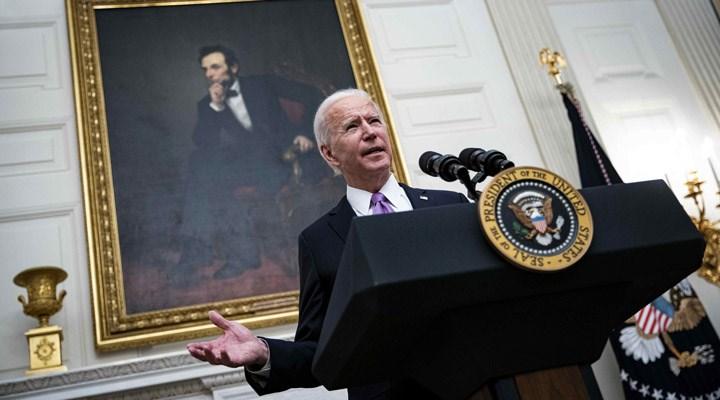 ABD Başkanı Biden, Suudi Arabistan Kralı Selman ile görüştü