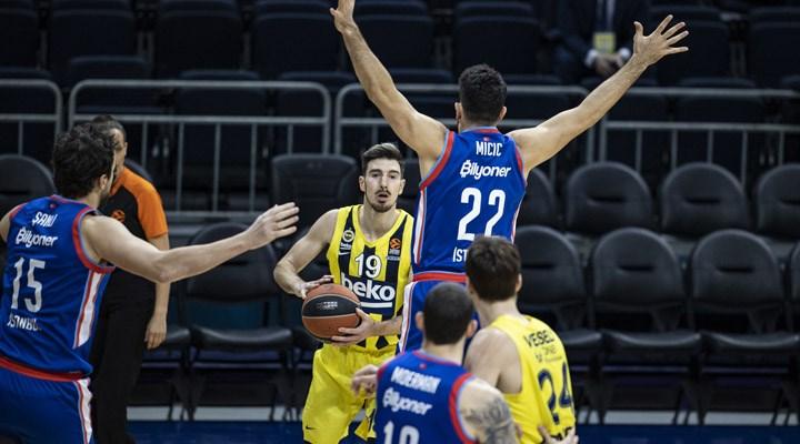Anadolu Efes, Fenerbahçe'nin galibiyet serisine son verdi