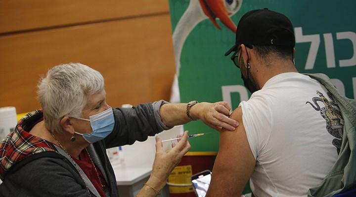 İsrail'de nüfusun yarısına koronavirüs aşısı yapıldı