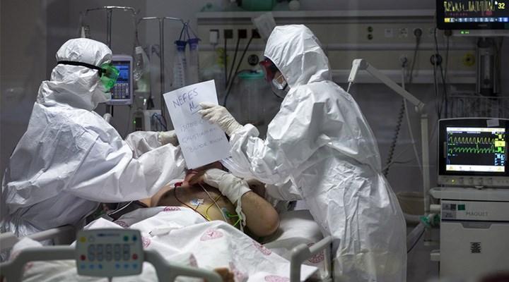 Sağlık emekçisinin payına ölüm düştü