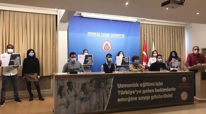 Yabancı uyruklu hekimlere emek sömürüsü: 36 saat nöbet, SGK yok, 2 bin 100 TL maaş