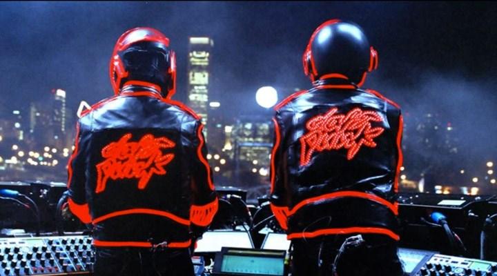 İçinden Daft Punk geçen filmler