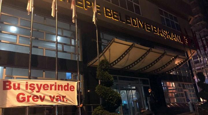 Genel-İş Genel Merkezi, Maltepe Belediyesi ile anlaştı, sendika şubesi ve işçiler tepki gösterdi