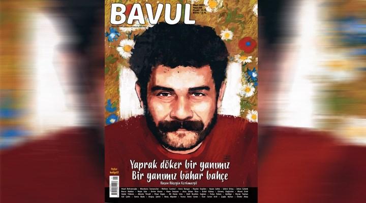 Bavul Dergi'den arşivlik Ahmet Kaya sayısı