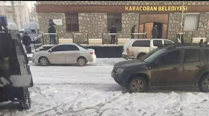 Karaçoban Belediye Başkanı HDP'li Halit Uğun gözaltına alındı
