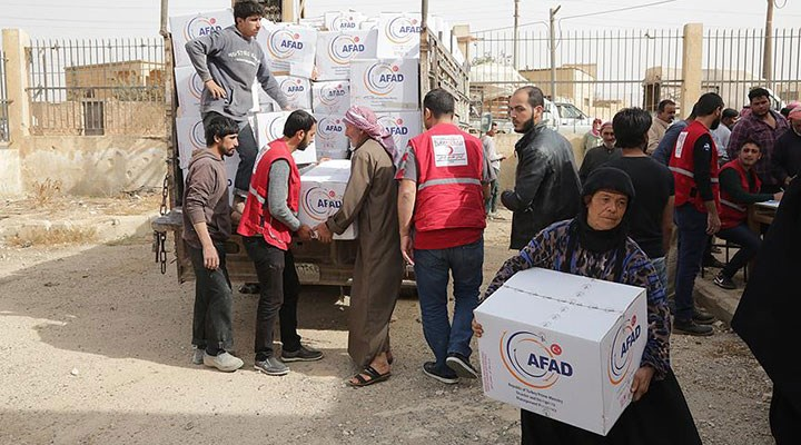 Kızılay'dan 'Suriyeliler' açıklaması: Verdiklerimizin kaynağı AB ve BM