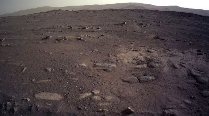 NASA'nın uzay aracı gönderdi: İşte Mars'tan detaylı yeni fotoğraflar