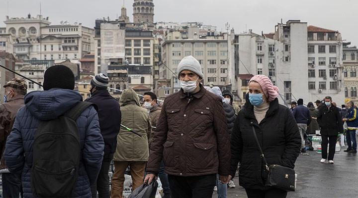 Türkiye'de koronavirüs: 11 bin 520 yeni vaka, 65 can kaybı