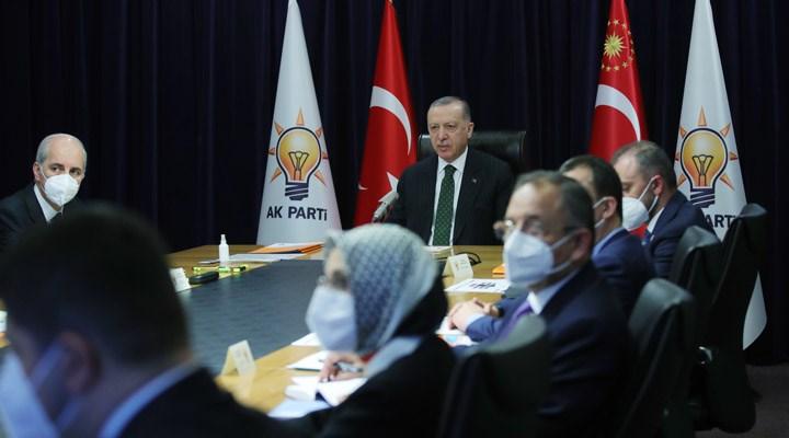 Erdoğan: Türkiye'nin geleceğinde CHP diye bir partiye yer olmadığını görüyoruz