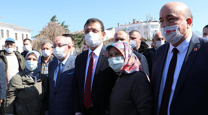 İmamoğlu: Türkiye'nin her konusuna yerel yönetimler muhataptır
