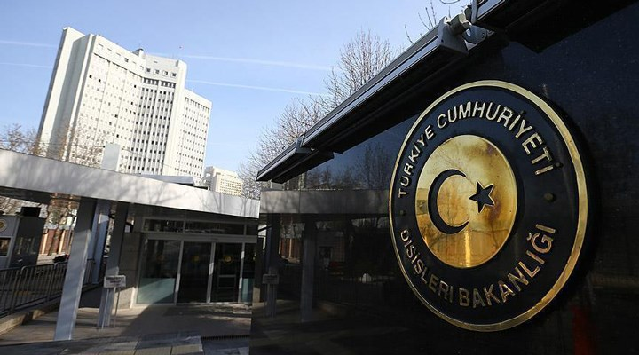 Dışişleri'nden Arap Ligi'ne tepki: Mesnetsiz iddiaları tümüyle reddediyoruz