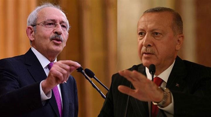 Kılıçdaroğlu'ndan Erdoğan'a: Beyefendi muhalefet beni eleştiriyor