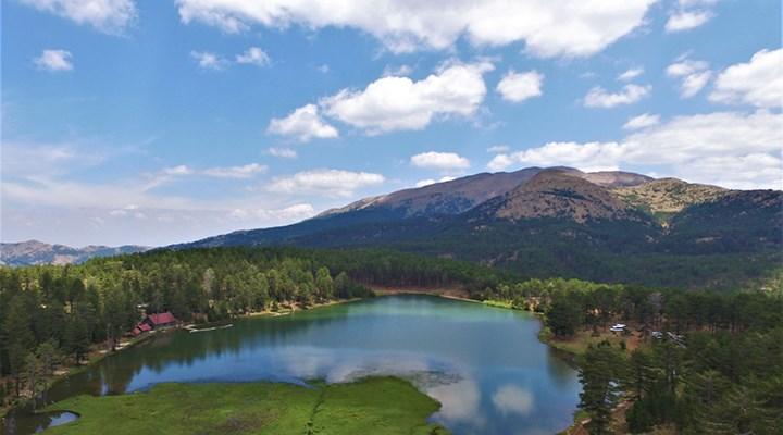 Sandras Dağı'nın yeni yarası: Ormanlık alana maden projesi