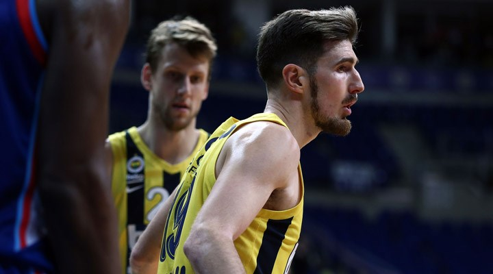 Fenerbahçe, ASVEL'i deplasmanda yendi