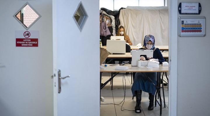 DİSK-AR: Kadın işgücü son bir yılda yüzde 8,2 azaldı