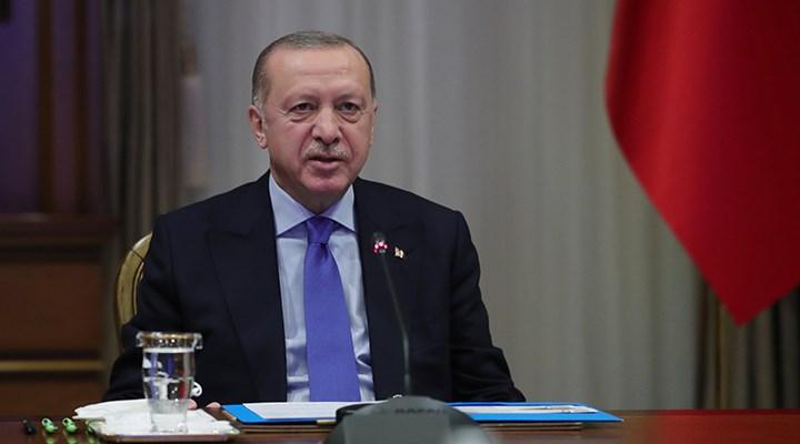 Erdoğan, kadına yönelik şiddeti kınadı