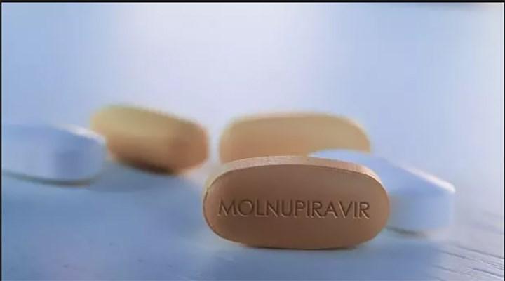 Molnupiravir adlı ilacın Faz 2 sonuçları olumlu çıktı