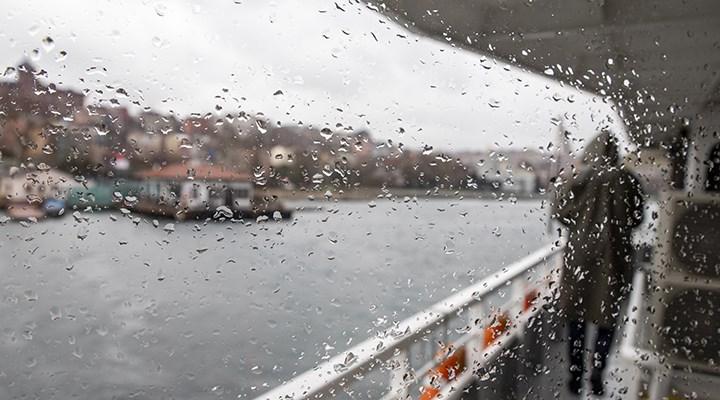 Soğuk ve yağışlı hava geri dönüyor