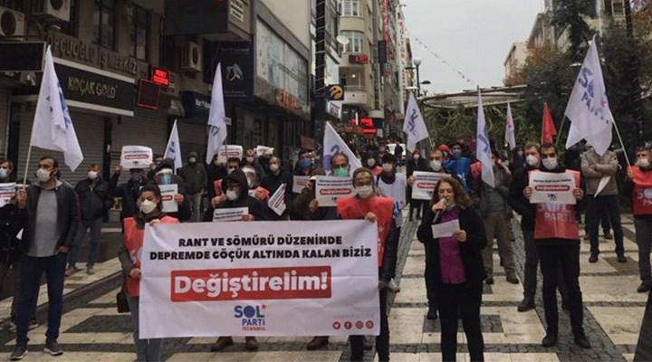 AKP'ye serbest SOL Parti'ye yasak