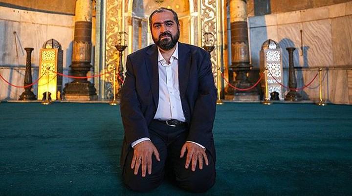 Ayasofya'nın baş imamından akıllara zarar '8 Mart' paylaşımı: Cinayet cinayettir