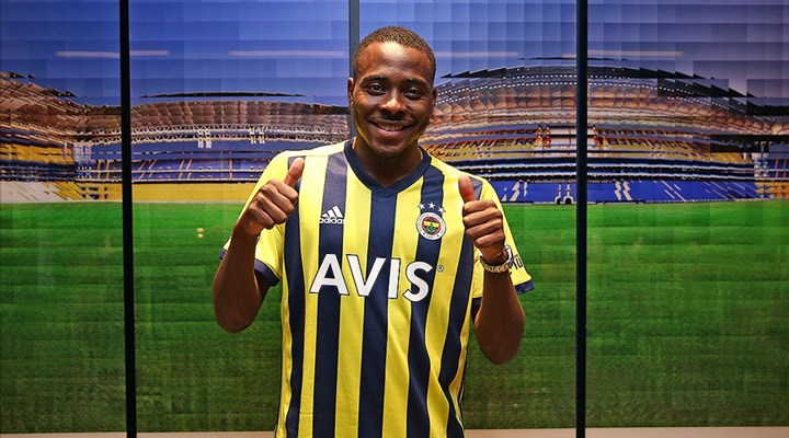 Osayi-Samuel: Babam eskiden beri Fenerbahçe taraftarı
