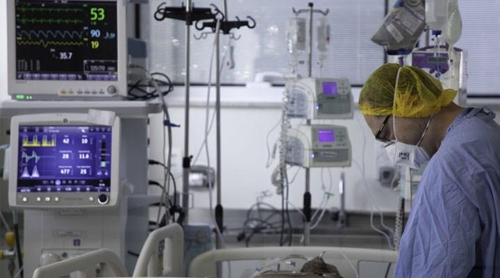 Brezilya'daki hastanelerin yoğun bakım servisleri yüzde 80 doluluk oranını aştı