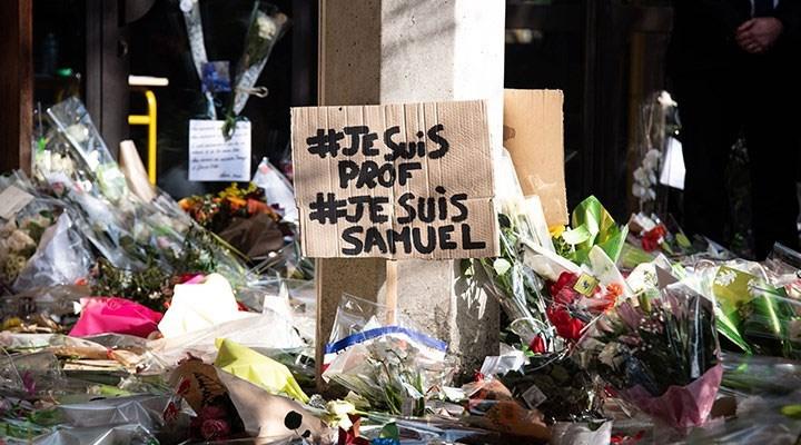 Fransız öğrencinin öldürülen öğretmen Samuel Paty hakkında yalan söylediği ortaya çıktı